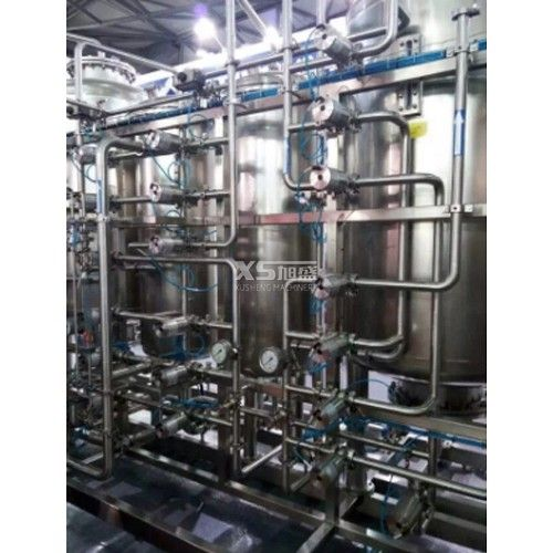 application for sanitary valve and pipe fittings